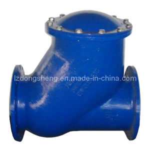 Flanged Ball Check Valves, Pn16 pictures & photos
