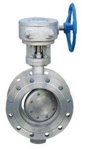Cast Steel Butterfly Valve pictures & photos