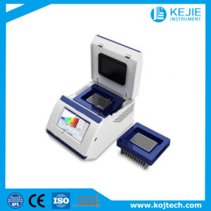 Professional Manufacturer of PCR Instrument/Kj200 Peltier-Based Thermal Cycler pictures & photos