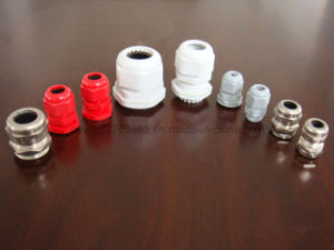 Pg Mg NPT M Bsc Series Nylon Cable Gland pictures & photos