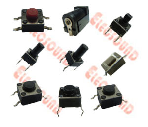 Tact Switch - RoHS SMD Type Bulk / Tape Reel