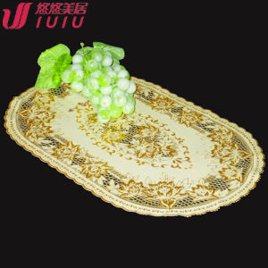 PVC Placemats Lace cup mat for Promotion Gifts