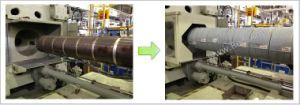 High Temperature Insulation Screw Barrel Jacket pictures & photos