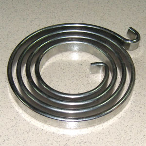 Stainless Steel Spiral Spring pictures & photos
