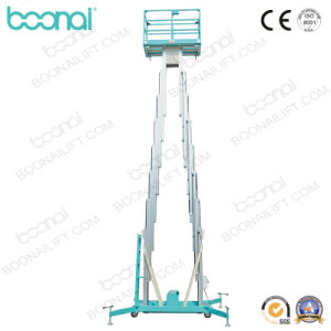 9m Outdoor Maintenance Equipment Mobile Aerial Lift pictures & photos