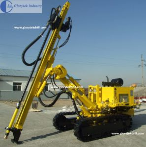 Good Quality 590h (D) Crawler-Type DTH Drilling Rig pictures & photos