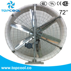 """Dairy House Ventilation Industrial Cooling System Poly Fan 72"""" pictures & photos"""
