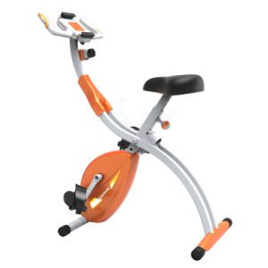 Indoor Fitness Magnetic Aerobic X-Bike for Teenagers