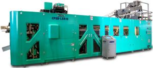 High Production 16 Cavity Pet Stretch Blow Molding Machine for Water Bottle pictures & photos