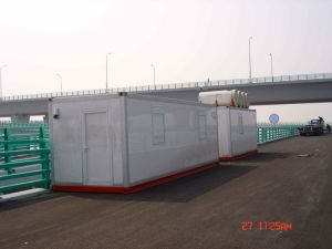Container Toll Station pictures & photos