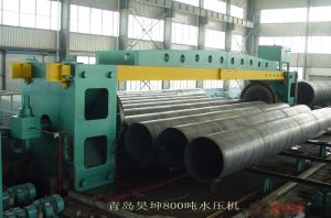 Hydrostatic Testing Machine (800T) pictures & photos