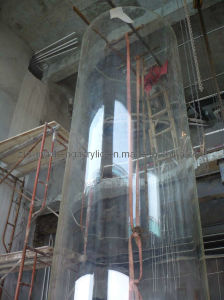 Large Acrylic Cylinder Tank for Decoration pictures & photos