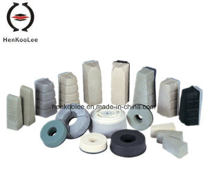 Abrasive for Magnesium Oxide Bond Silicon Carbide Abrasive pictures & photos