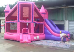 Inflatable Combo Bouncing Castles (CL-024)