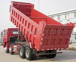 Sinotruk HOWO 8X4 Diesel Dump Truck pictures & photos