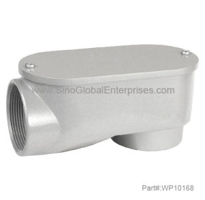 Die Cast Aluminum Lb Conduit Body/Service Entrance (WP10168)