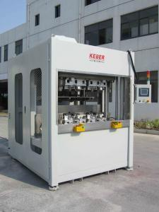Hot Plate Welding Machine for Oil and Water Tank pictures & photos