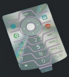 Mobile Phone Keypad (V3i)