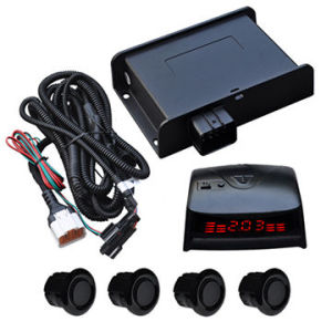 Wireless Truck Parking Sensor with 4 Sensors and LED Display pictures & photos