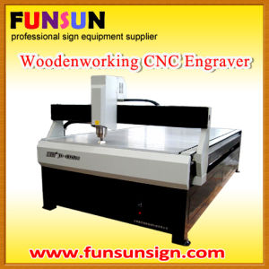 High Quality CNC Cutting Machine (1300mm*2500mm) (JD1325DS) pictures & photos