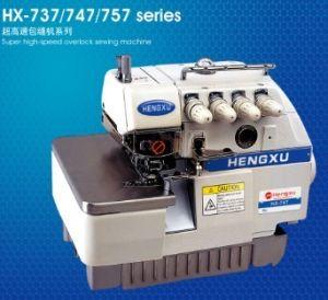 Super High-Sped Overlock Industrial Sewing Machine (ES-737/747/757 (HX-737/747/757))