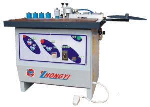 Curve and Double-Sided Edge Banding Machine (QMF-50)