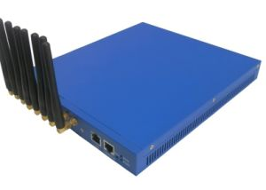 VoIP GSM/CDMA Gateway 8 Channels with H-323&SIP (SMS Support) - DWG2000C--8G pictures & photos