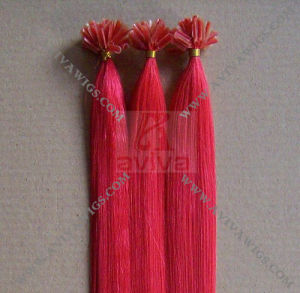 U Tip Human Hair Extension (AV-HE028) pictures & photos