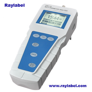 Portable Multi-Parameter Meter, Water Meter (RAY-718, RAY-712) pictures & photos