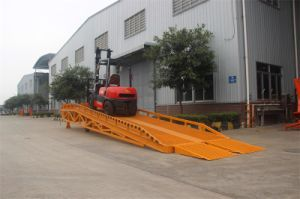 Mobile Container Ramp (Customizable) with Capacity 8.0 Ton pictures & photos