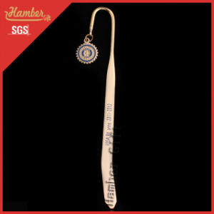 Golden Rotary Bookmark