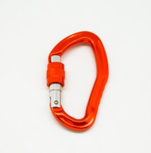 New Popular Aluminum Safety Carabiner for Climbing pictures & photos