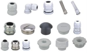 Plastic PA66 Pg Series Nylon Cable Gland pictures & photos