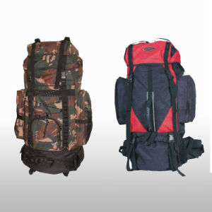 Hiking Mountaineering Camping Backpack for Outdoor pictures & photos