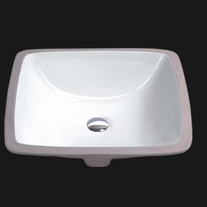 Undercounter Ceramic Cabinet Sink (1606) pictures & photos