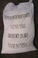 99% Industrial Sodium Metabisulphite 7681-57-4 pictures & photos