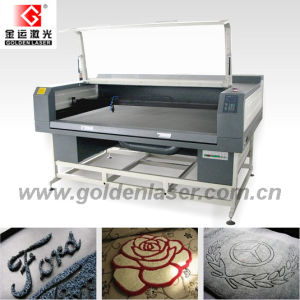 Aircraft Carpets, Car Carpets/Rug Laser Cutting Machine (JG-160100)