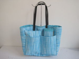 Beach Bag with Mat Available in Different Designs pictures & photos