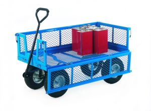 Blue Garden Tool Cart (TC1840N) pictures & photos