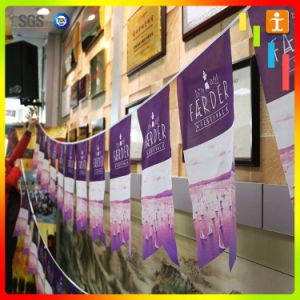 Garden Decorative Triangle String Flag Small Banner pictures & photos