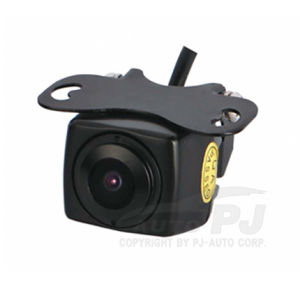 Mini Square Bracket Mount Car Front View Camera (PJ-110CM-F)