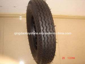 Three Wheeler Tyre (4.50-12, 450-10.400-8) High Duty pictures & photos