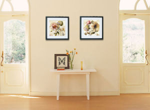 Handmade Chinese Wall Art Modern Canvas Painting with Framed pictures & photos