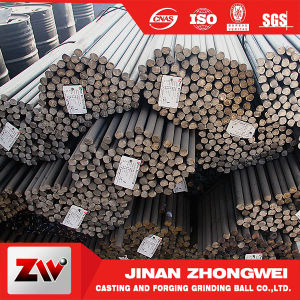 Low Price Grinding Rods for Rod Mill pictures & photos