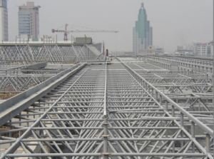Steel Space Frame Roof Structure pictures & photos
