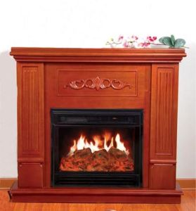Electric Fireplace for Home Decoration and Heating (004-130) pictures & photos