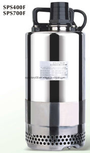 304 Stainless Steel Clean Water Submersible Pump (SPS700(QDX15-10-075)) pictures & photos
