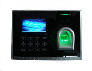 Color Screen Fingerprint Time Attendance with TCP/IP (TA02)