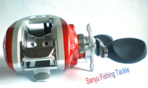 Super Casting Low Profile Baitcasting Fishing Reel