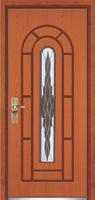 Steel Wood Door / Safe Door (YF-G9015) pictures & photos